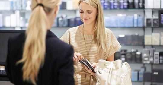 Cosmetics Sales Consultant