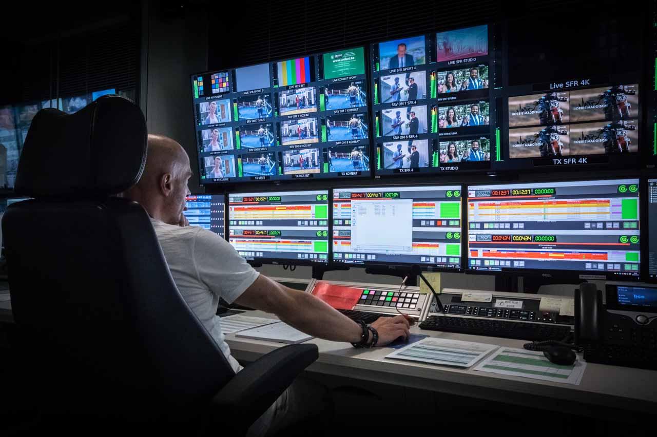 Broadcast IT Engineer