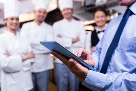 Restaurant Branch Manager